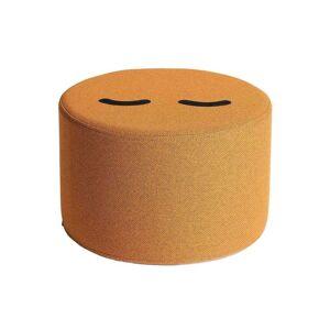 byKlipKlap Mrs Circle Face Mustard Brown
