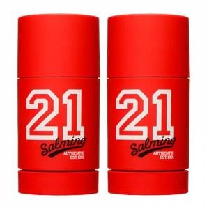 Salming 2-Pack Salming 21 Red Deo Stick 75ml