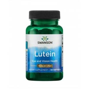Swanson - Lutein - 40mg - 60 softgels