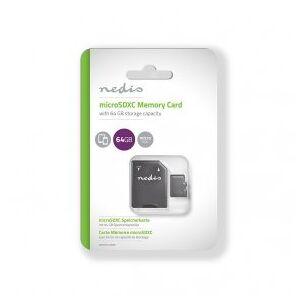 Nedis Micro Sd Hc 64gb