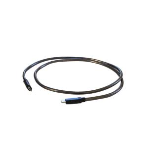 LIFEPOWR 100W Power Delivery og data USB-C til USB-C 1m kabel