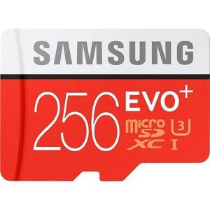 Samsung 256GB Samsung Evo+ microSDXC Class 10 UHS-I