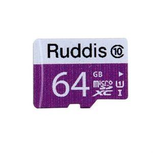 Ruddis - TF / Micro SDXC-minneskort - 64 GB