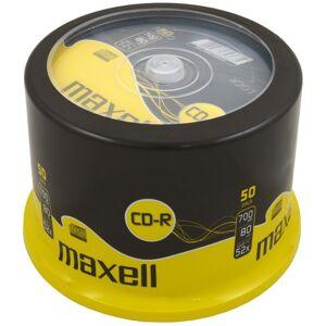 Maxell CD-R52x80min50-packcakebox