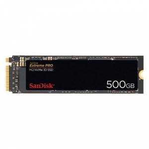 SSD Extreme Pro M.2 NVME 3D 500GB