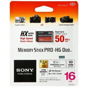 Sony Memory Stick Pro HG HX 16GB 50MB/s