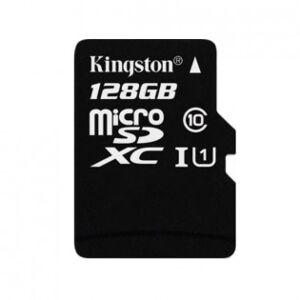 Kingston Micro SDXC Class 10 UHS-I 128GB -minneskort