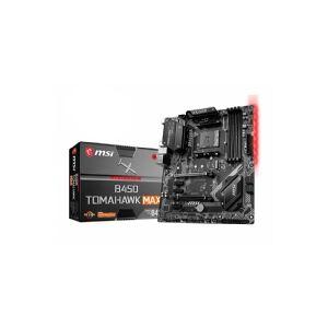 MSI B450 Tomahawk MAX - Bundkort - ATX - Socket AM4 - AMD B450 - USB 3.1 Gen 1, USB-C Gen2, USB 3.1 Gen 2 - Gigabit LAN - onboard grafik (CPU påkrævet) - HD Audio (8-kanaler)