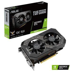 Asus GeForce GTX 1660 TI 6GB TUF OC EVO GAMING