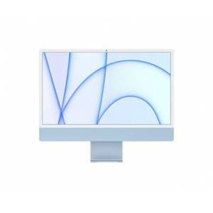 "Apple iMac 24"" 4,5K M1-chip 256GB Blue"