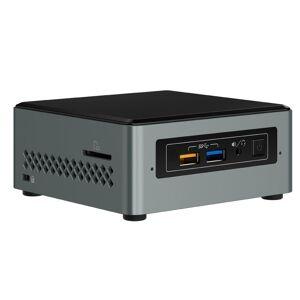 BilligTeknik Intel NUC J3455 minidator ( 1 TB konventionell hårddisk )