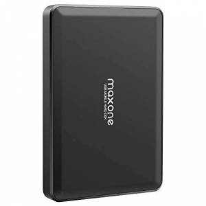 2518Blue 2,5 tum bärbara externa hårddiskar 160 GB-USB 3.0 HDD säkerhetskopieringslagring för PC, skrivbord, bärbar dator, TV, Mac, MacBook, Chromebook, Windows svart
