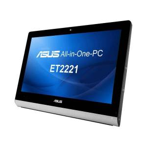 Asus ET2221I All In One 2,9GHz 128GB SSD 4 GB Svart