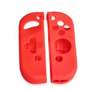 TABLETCOVERS.DK Nintendo Switch Kontroller Silikone Cover Rød