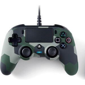 Nacon Ps4 Controller - Kompakt - Grøn Camo
