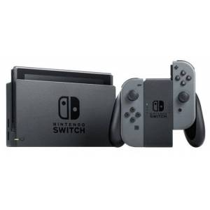 Nintendo Switch Spillekonsol - 32gb - Grå Joy-con Udgave
