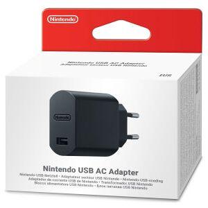 Nintendo Vegglader USB Nintendo NES/SNES Mini USB AC Adapter