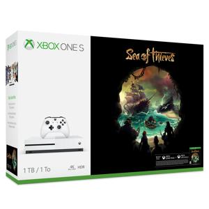 Microsoft 1 TB Xbox One S-konsoll – Sea of Thieves-pakke