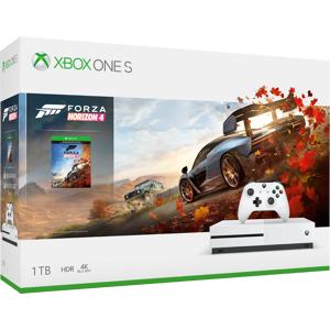 Microsoft Xbox One S konsoll på 1 TB – Forza Horizon 4-pakke
