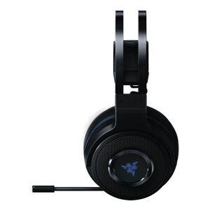 Razer Thresher - Hodesett - 7,1-kanals - full størrelse - 2,4 GHz - trådløs - lydisolerende - svart - for Sony PlayStation 4, Sony PlayStation 4 Pro, Sony PlayStation 4 Slim