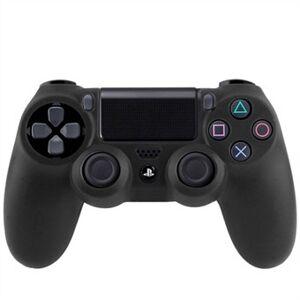 Silikonbeskyttelse for PS4 (svart)