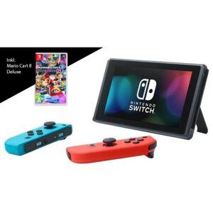 Nintendo SWITCH BUNDLE MARIO for kun 208,- pr. mnd. ( SWITCH BUNDLE MARIO )