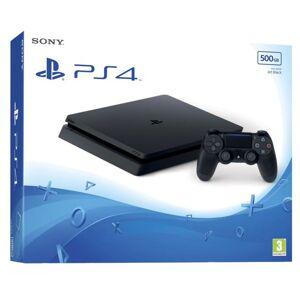 Sony Play Station 4 Sony 88876 500 GB Svart