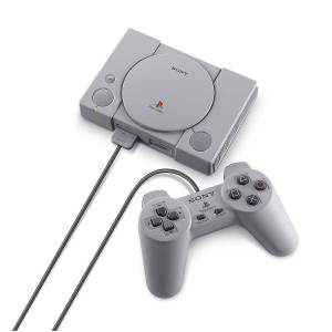 Playstation Sony PlayStation Classic Console 20 spel SCPH-1000R