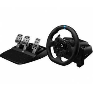 Logitech G923 Racing Wheel and Pedals for PS4 and PC