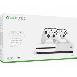Microsoft XBOX ONE S 2 + Kontroller