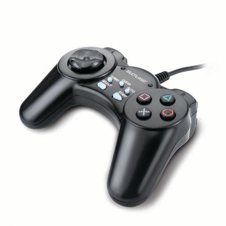 Multilaser Controle Pc Game Conexão USB Multilaser - JS028 JS028