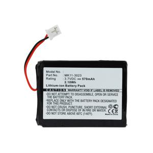Noname Batteri til bl.a. PS3 Wireless (Uoriginal)
