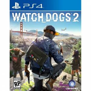 Blue City Watch Dogs 2 PS4