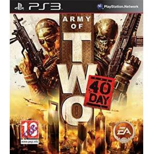 Blue City Army of Two: The 40th Day PS3