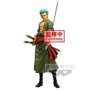 Ahead One Piece Grandista Nero Roronoa Zoro Figur 28cm