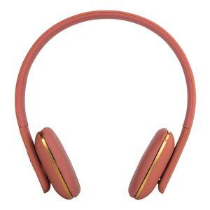 Kreafunk aHead Hörlurar Bluetooth 4.0 Soft Coral