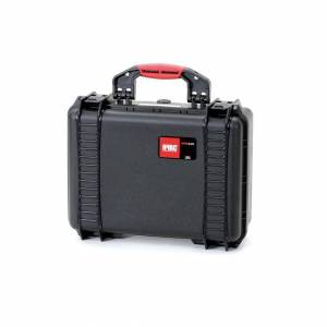 LiFePo4 batteri 12V 80Ah montert i HPRC 2400 koffert inkl 10A lader og