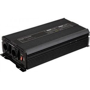 Växelriktare 2500W 12VDC till 240VAC, Genius