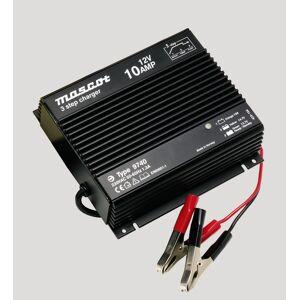 laddare 12V blybatteri 120W 10A AC/DC Mascot 9740