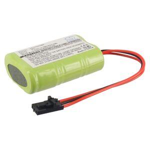 5911 Batteri 7,2 Volt 500 mAh