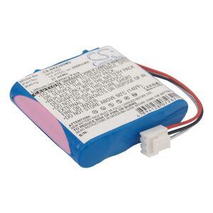 Nihon Kohden Edan SE-300B Batteri 14,4 Volt 2600 mAh