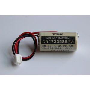 Batteri CR17335SE/WL for Direct Logic GE Fanuc, Koyo, Texas
