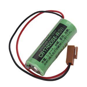 Batteri for CR17450SE-R GE FANUC CNC A98L-0031-0012 A02B-0200-K102