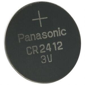 Knappecelle CR2412 Batteri Lithium 3V Lexus nøkkel, LS600HL