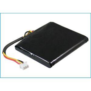 TomTom VIA 1505T Batteri 3,7V 900mAh