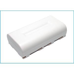 TOPCON GTS-751 Batteri 7,4V 2600mAh