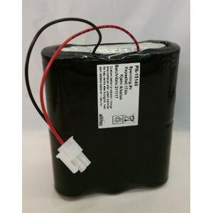 Batteripaket för 3988 9V 17Ah, passar till RDCP 600 doppler