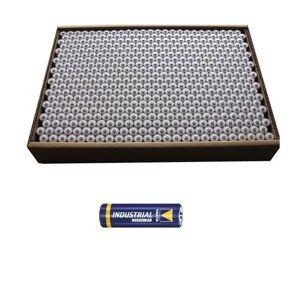 Batteri AA, LR06 1,5V BULK Varta Industrial Alkaliskt 500st.