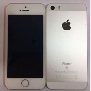 Apple iPhone SE 32GB Silver (beg med nytt batt) (Klass A)