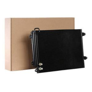 HELLA Kondensator VW 8FC 351 317-544 3C0820411,3C0820411C,3C0820411E AC Kondensor,Kondensor,Condenser,AC Kondensator,Kondensator, klimatanläggning